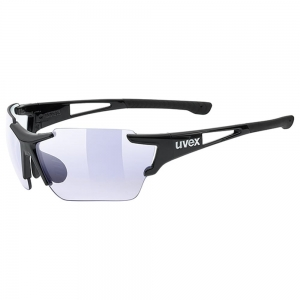 Okulary Uvex Sportstyle 803 race vm Black