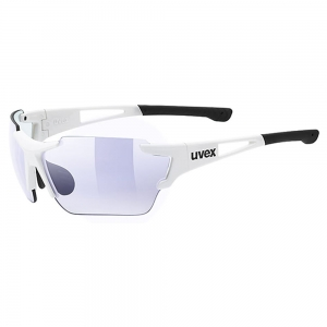 Okulary Uvex Sportstyle 803 race vm White