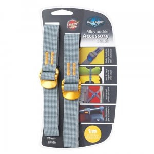 Pasy Sea To Summit Accessory Strap 20mm Webbing 1m Yellow