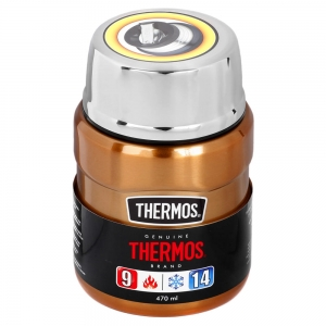 Termos na żywność THERMOS King Food Jar 470ml Cooper