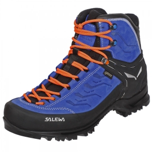Buty Salewa MS MTN Rapace GTX-Royal Blue/Papavero