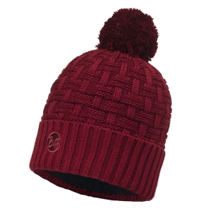 Czapka Buff Knitted Airon-Wine