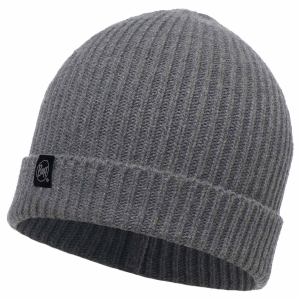 Czapka Buff Knitted Basic-Steel Grey