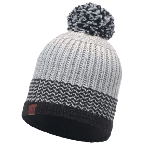 Czapka Buff Knitted & Polar Borae Grey