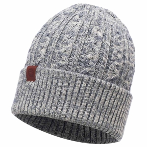 Czapka Buff Knitted Braidy-Grey