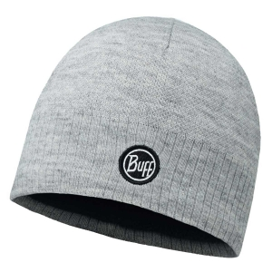 Czapka Buff Knitted & Polar Taos-Melange Grey