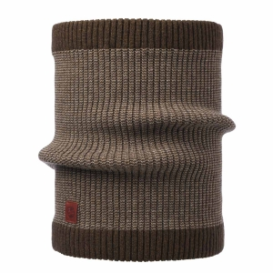 Komin Buff Knitted Neckwarmer Dee-Brown