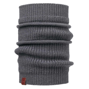 Komin Buff Knitted Neckwarmer Haan-Grey Castlerock
