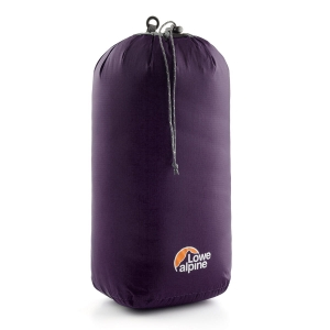 Pokrowiec Lowe Alpine Deluxe Stuffsac XL-Purple