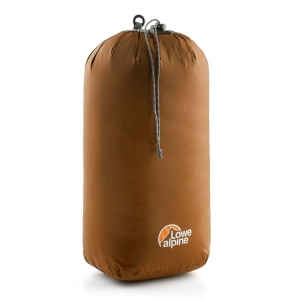 Pokrowiec Lowe Alpine Deluxe Stuffsac S-Orange