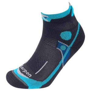 Skarpety Lorpen T3 Ultra Trail Running Padded X3UTP17-Anthracite/Blue