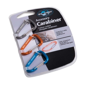 Mini karabinki na akcesoria Sea to Summit Accessory Carabiner Pack